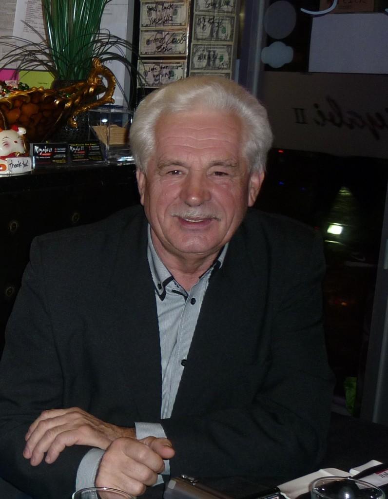 Krzysztof Hałas - właściciel firmy